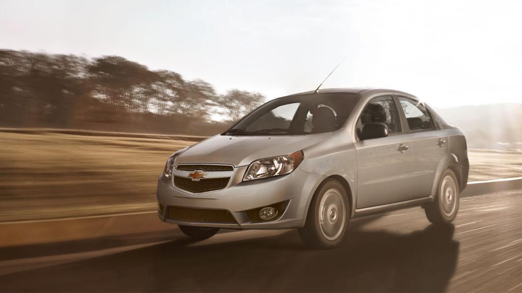 La Historia Contina Chevrolet Actualiza Al Aveo Motorblog