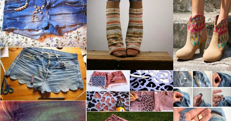 Home Decor Wonderful Little Tricks To Reuse Old Clothes