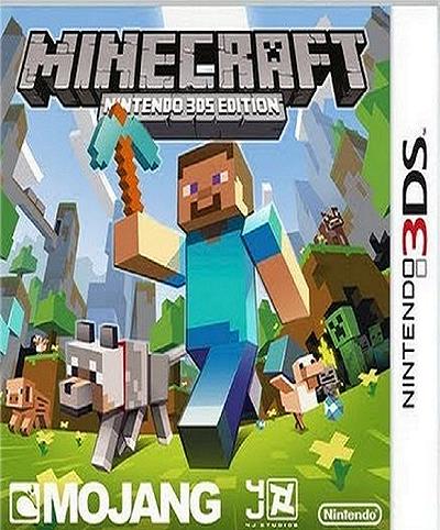 Minecraft 3DS cia