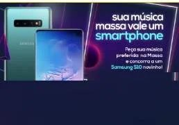 Cadastrar Promoção Sua Música Vale Um Smartphone - Participe Grátis Massa FM