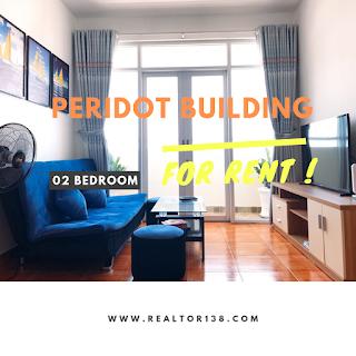 Căn hộ Peridot 02 phòng ngủ cho thuê giá tốt