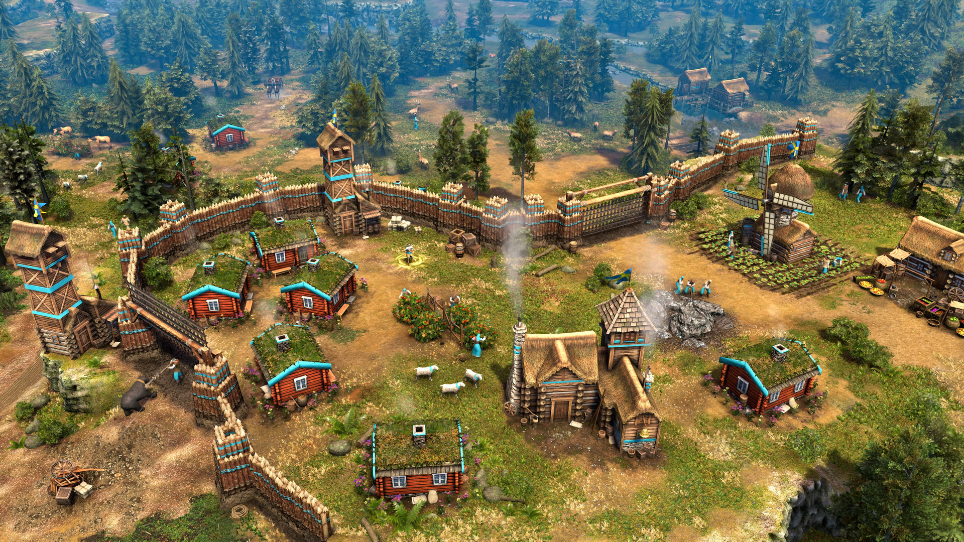 All cheats and codes of Age of Empires 3 Definitive Edition