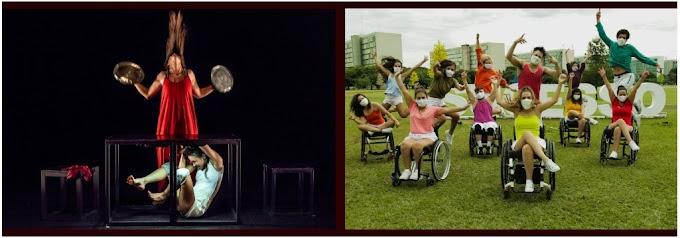 Espetáculos 'Depois do Silêncio' e 'Rodas em Dança', do Distrito Federal, são lançados em Festival da Funarte
