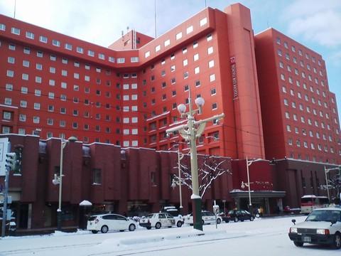 札幌東急REIホテル外観1 札幌東急REIホテル サウスウエスト