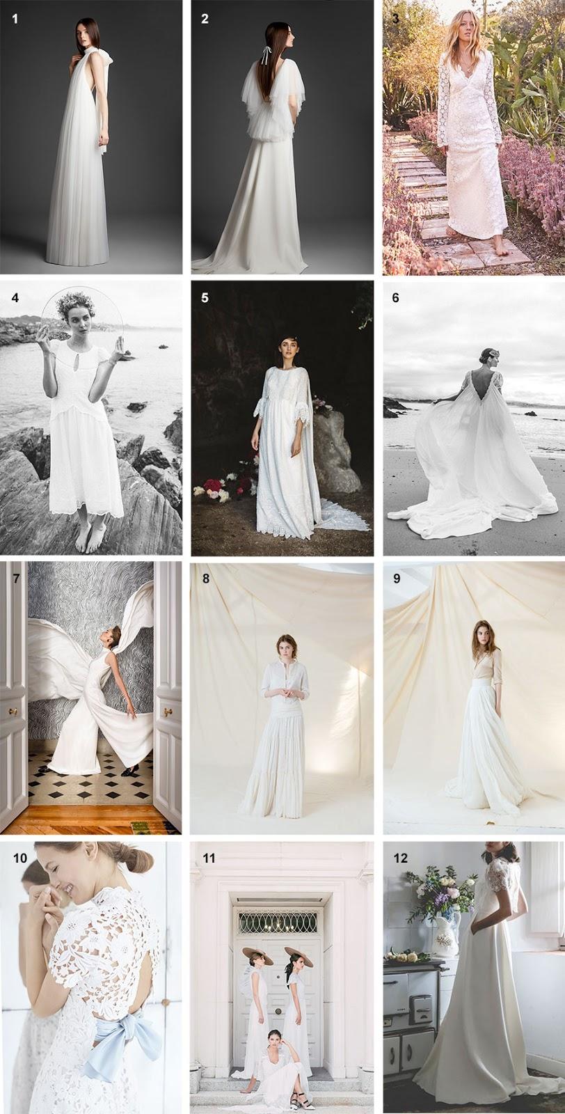 Ideas para elegir tu vestido de novia