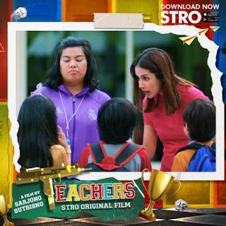 Serunya Nonton Film Teachers di Stro TV