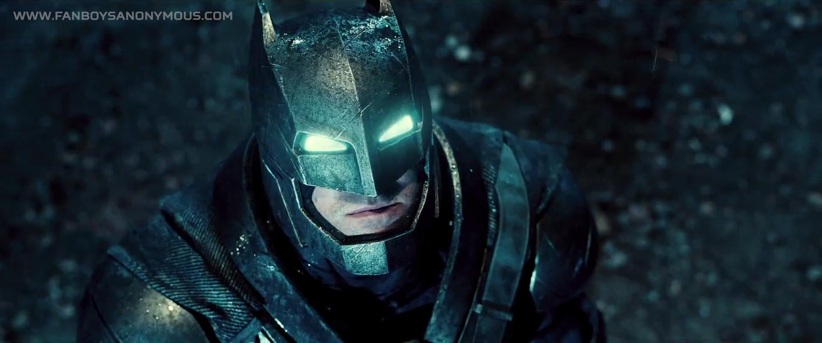 poster Batman v Superman Dawn of Justice trailer screenshots