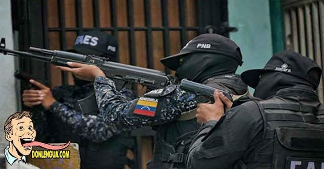 SE MATAN ENTRE ELLOS   Dos funcionarios de la PNB asesinados por el FAES en Lara