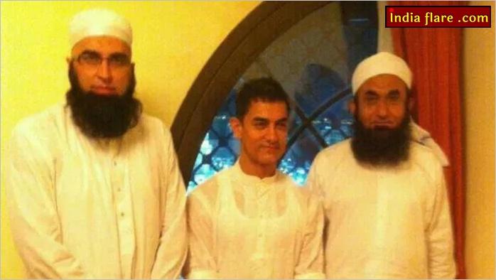 आमिर खान भी अल्लाह के हाथो जन्नत में दारू के शौकीन