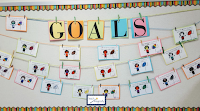 Goal Setting Football Theme Goals