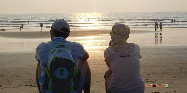 Sunset-At-Beach-Goa