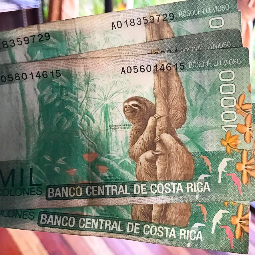 currency of costa rica