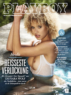 Playboy Alemania – Agosto 2018 PDF Digital