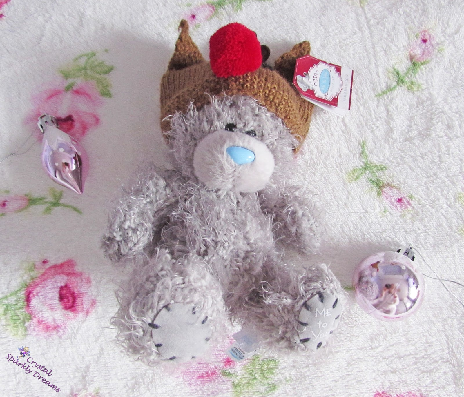 Crystal Sparkly Dreams January 2017 Canon Eos Couple Teddies Bear I Also Love This Adorable Teddy As You Might Remember From My Last Of Christmas Gift Posts Im Always Given A Every Single Year