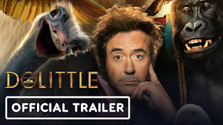 Download Dolittle 2020 Full Movie in Hindi: