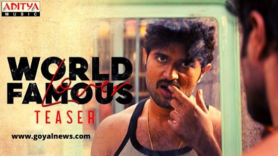 World Famous Lover Vijay Deverakonda Full Movie Leaked To Download - Tamilrockers
