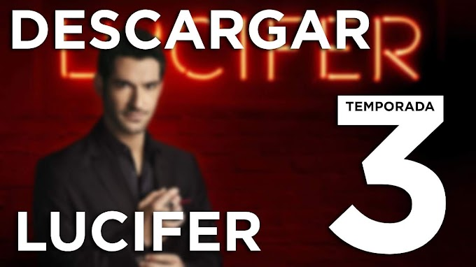 Lucifer - Temporada 3 [DUAL - 1080p] Mediafire | 2020