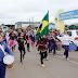 Estudantes participam de desfile com comemoração à Independência do Brasil