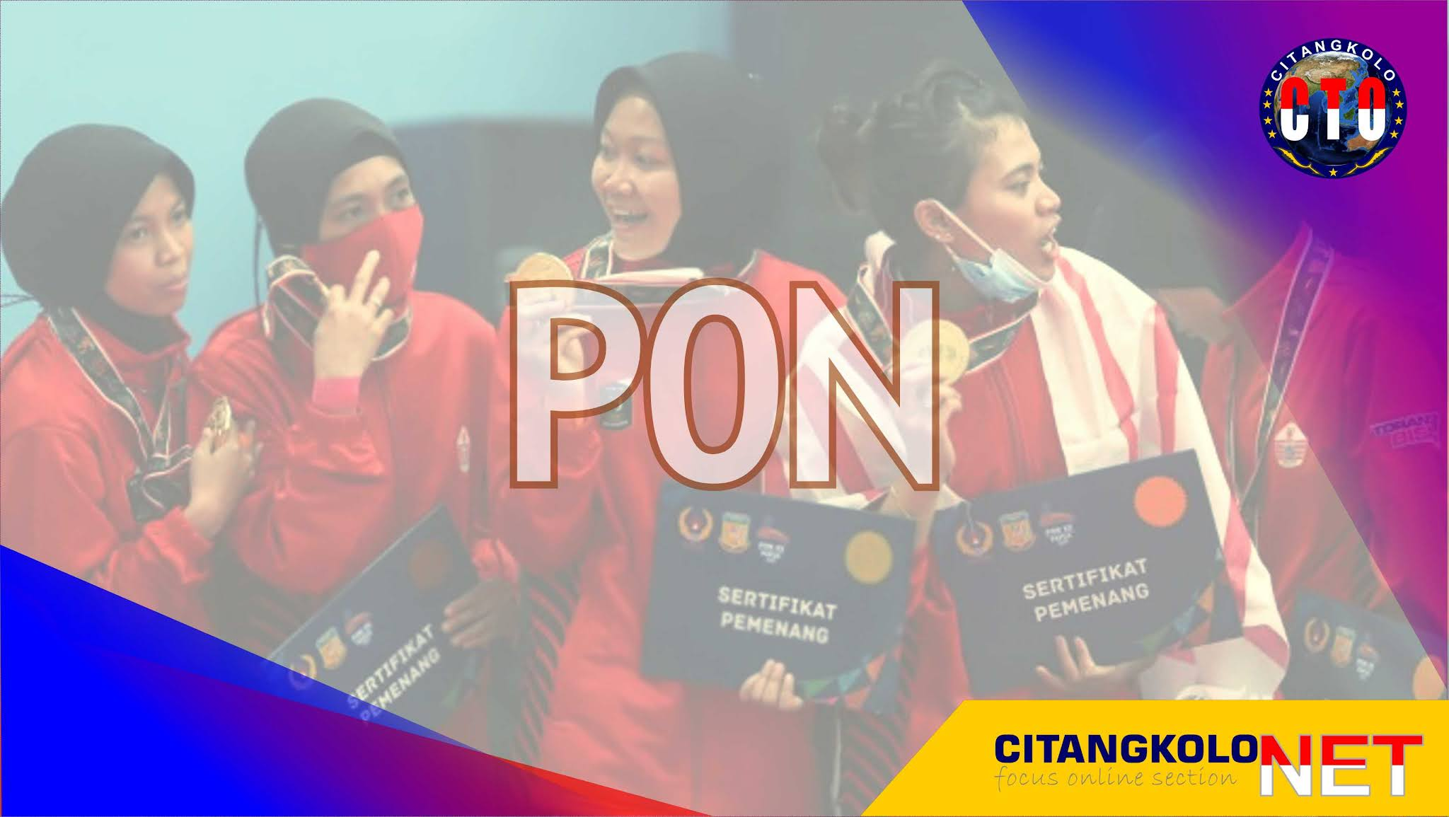 Klasemen Medali PON XX Papua