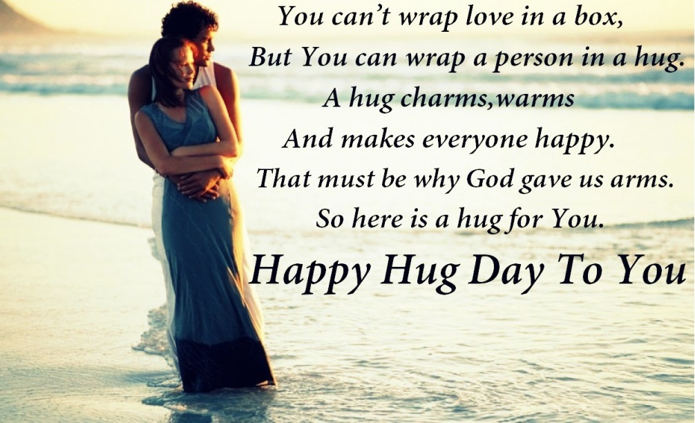 Love Quotes For Him Hug : Hug Day Quotes for him/her Images poems messages LOVE Quotes