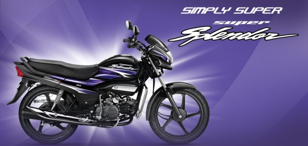 Hero Super Splendor 125cc
