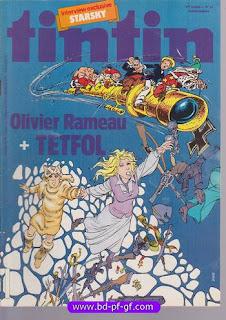#Tintin, canon bonne humeur