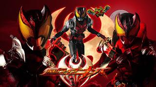 Kamen Rider Kiva Episódio 01