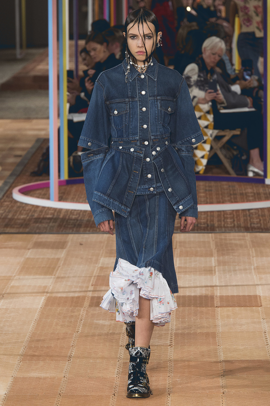 Trend Report | Dark Denim Sets