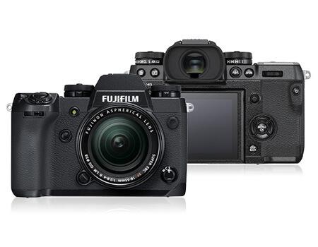 كاميرا فوجي فيلم X-H1 الجديدة