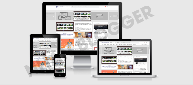 BSW Professional Responsive Blogger Template [BSW-06]
