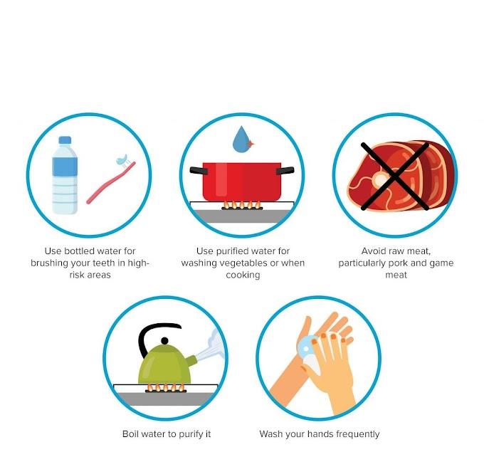 Tips to prevent hepatitis
