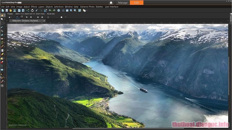Download Corel PaintShop Pro 2020 Ultimate 22.0.0.112 Full Crack