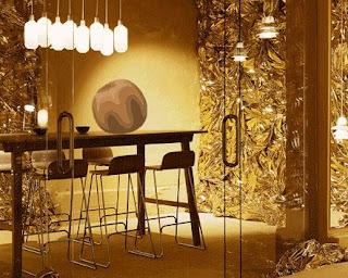 Glittering House Gold