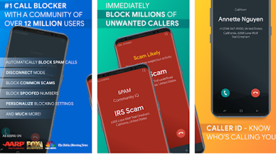 Call Control – SMS/Call Blocker