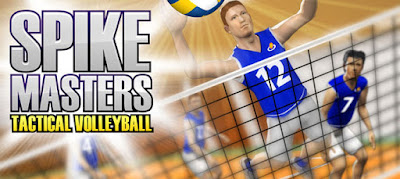download game Spike Masters Volleyball