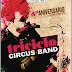 4to Aniversario de Triciclo Circus Band Teatro de la Ciudad Esperanza Iris Sábado 22 de Junio