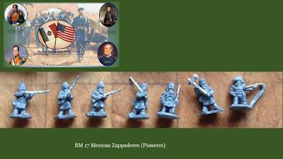 Mexican Zappadores