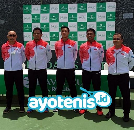 Ayo Garuda Tenis Indonesia ! Tuntaskan Perjuangan Kalian !