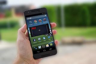 Aplikasi Untuk Merekam Aktivitas Smartphone