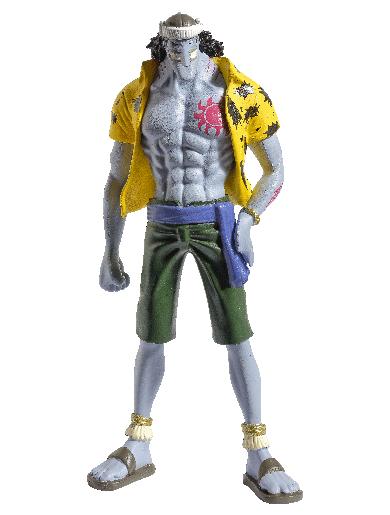Arlong coleccion oficial de figuras de one piece