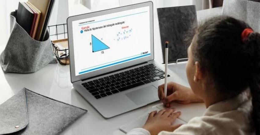 YUPAY: Plataforma digital ofrece cursos virtuales de matemática y física para escolares
