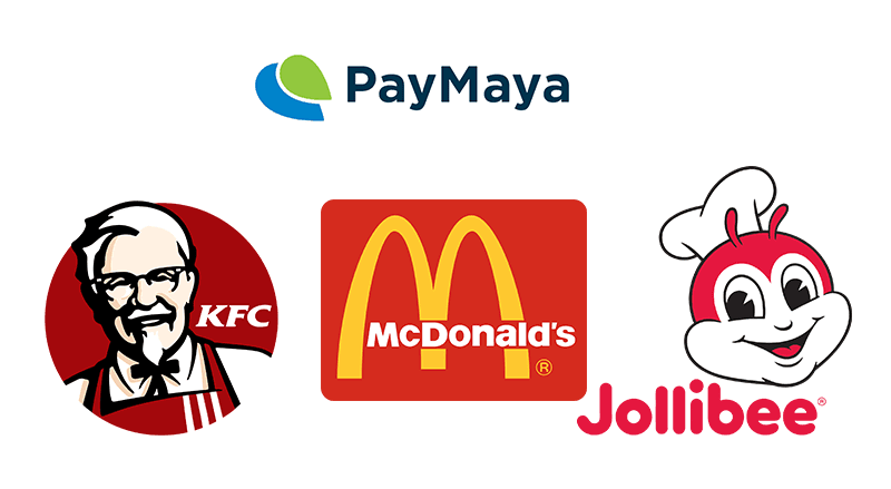PayMaya makes ordering fastfood safer, more convenient with contact-less payment options