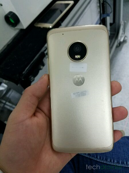 This is the 2017 Motorola Moto X
