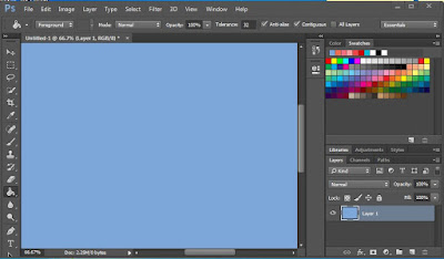 Cara Membuat Text Long Shadow Dengan Photoshop