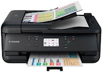 Canon PIXMA TR7500 Series Driver & Software Download