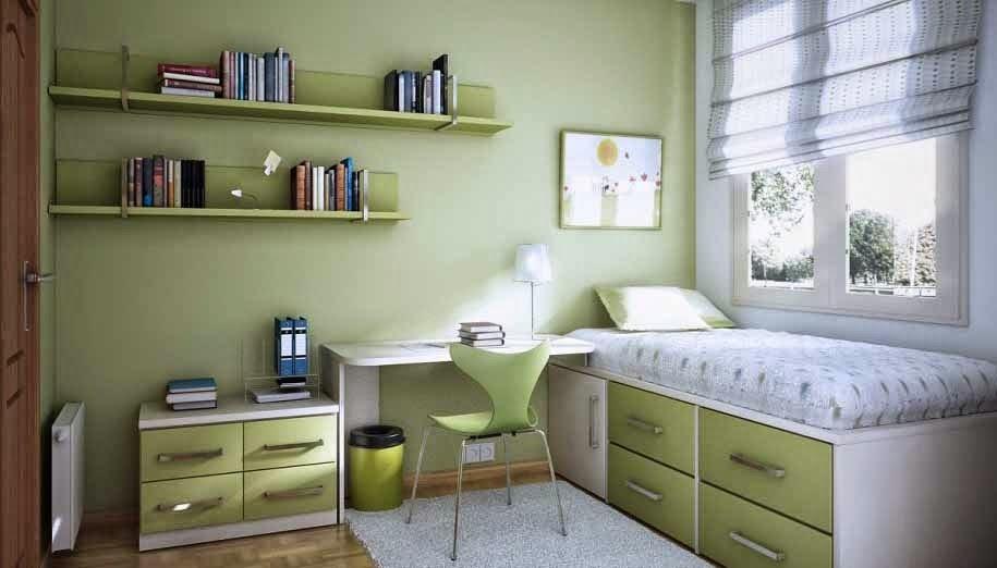 Model Desain Kamar Tidur Minimalis Terbaru Untuk Ruang ...