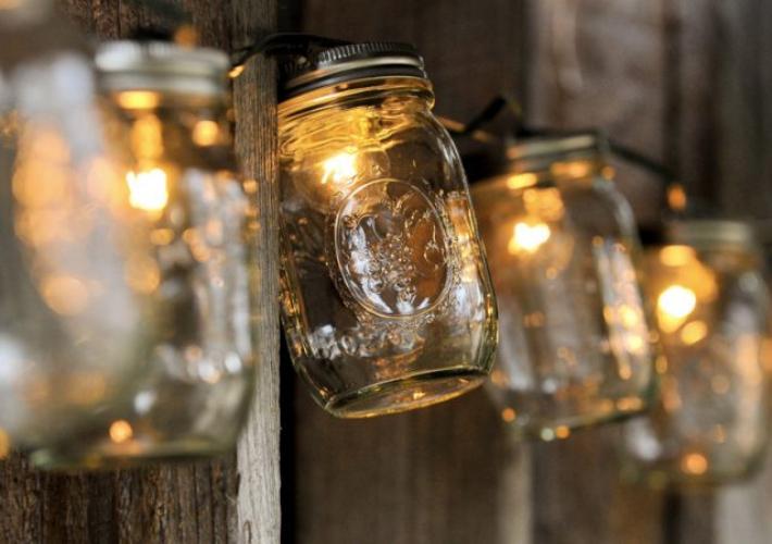 Tendencias en guirnaldas para la iluminación exterior
