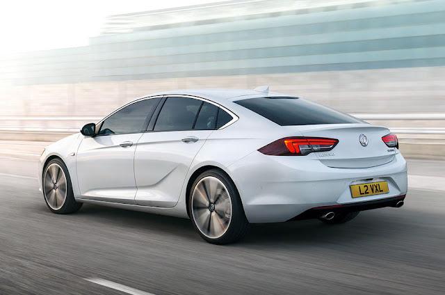 2017 Yeni Kasa Opel Insignia