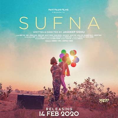 Sufna 2020 Punjabi 480p