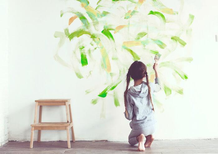 Soluzioni ecosostenibili per la casa: pitture green ed ecologiche a base d'acqua